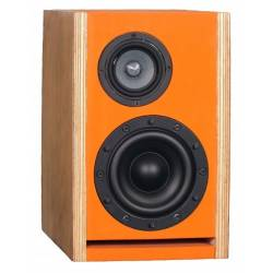 BPA New Orange Bamboo Lautsprecherbausatz